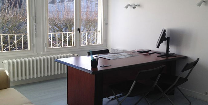Deco bureau S'PACE HOME DESIGN